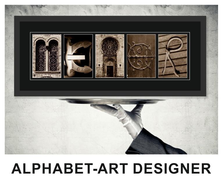 Alphabet-Art